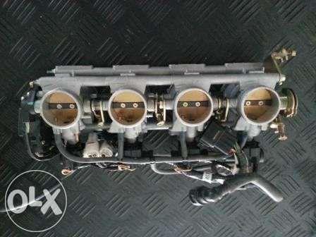 Suzuki GSXR 750 peças usadas