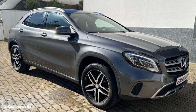 Mercedes-Benz GLA 200 d Urban