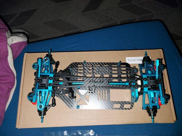 Podwozie Tamiya TT-01 Chińskie Nowe
