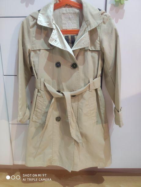 Elegancki płaszcz, płaszczyk Cool club smyk 116