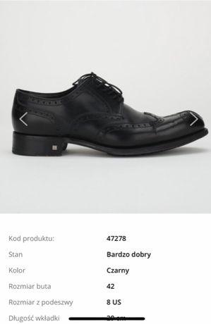 Sprzedam buty męskie skórzane LOUIS VUITTON