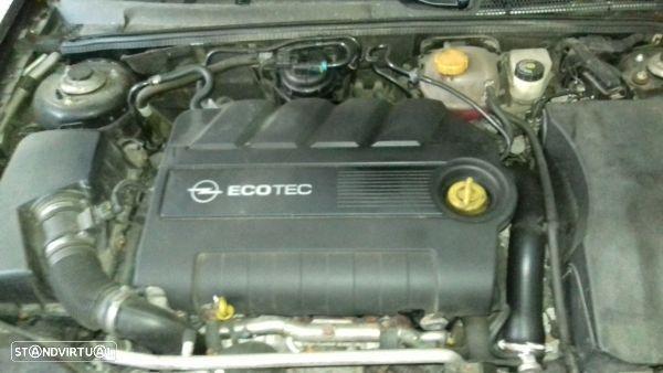 Motor Com Injeção Completa Opel Vectra C Combi
