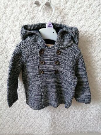Sweterek 68 chłopiec dziewczynka
