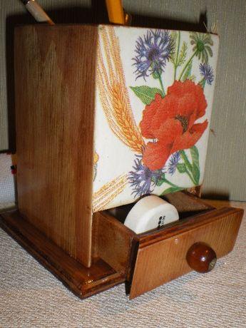Карандашница для школьника