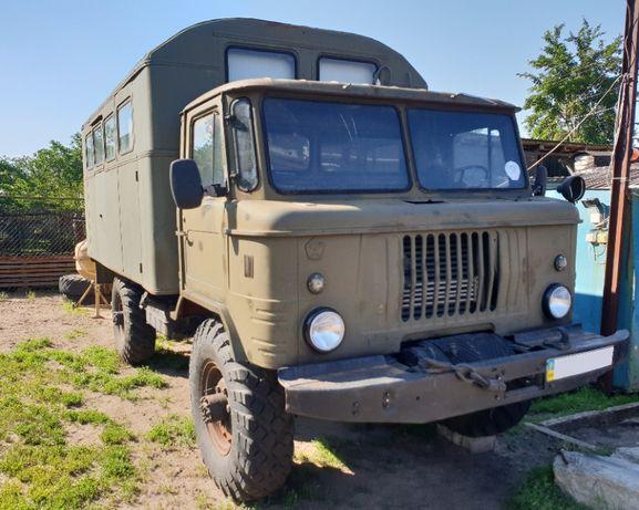 ГАЗ - 66