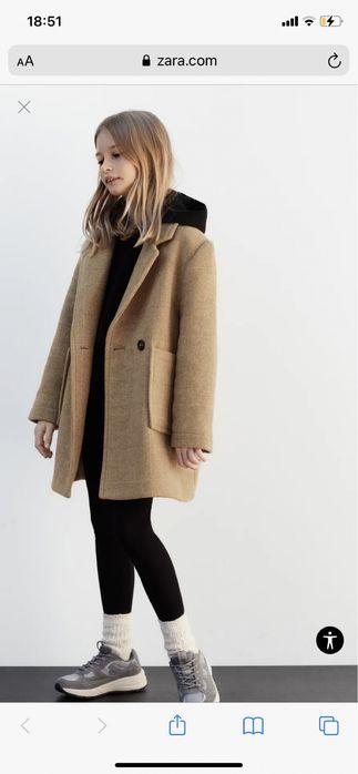 Пальто Zara Лисиничи - изображение 1