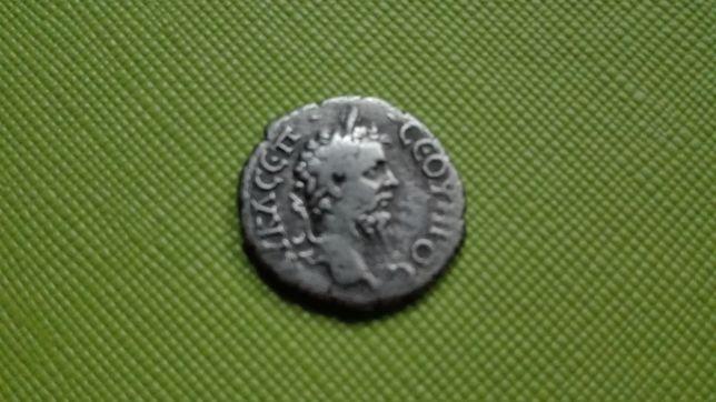 Каппадокийская Драхма император Рима Септимий Север начало н.э.