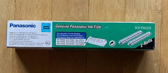 Panasonic KX-FA52X folia termotransferowa, 2 sztuki (oryginalna)
