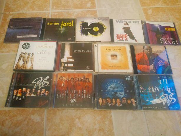 Vários CD Música Coral Gospel etc