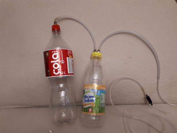 CO2 do akwarium Domowy zestaw