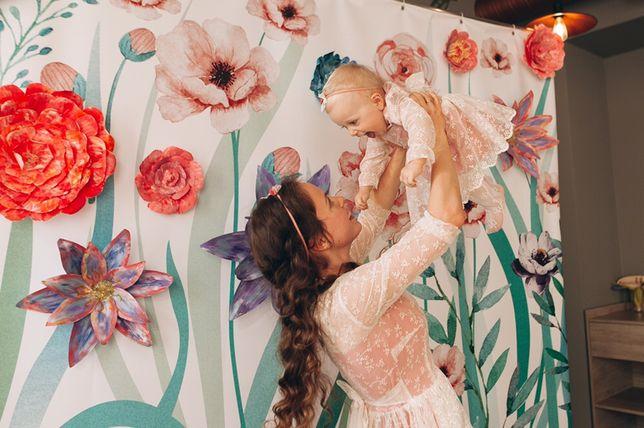 Аренда платьев Фэмили лук Family look Оренда плаття на 1 годик/рочок