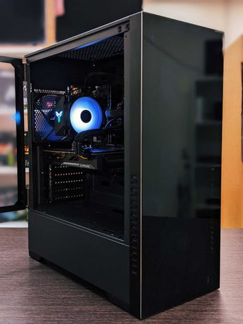 ПК i5-8500/16Gb/SSD120/1Tb/Radeon R9 380X-4GB/Гарантия/Опт/Рассрочка