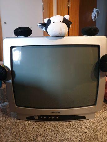 Televisão CRT 50cm diagonal