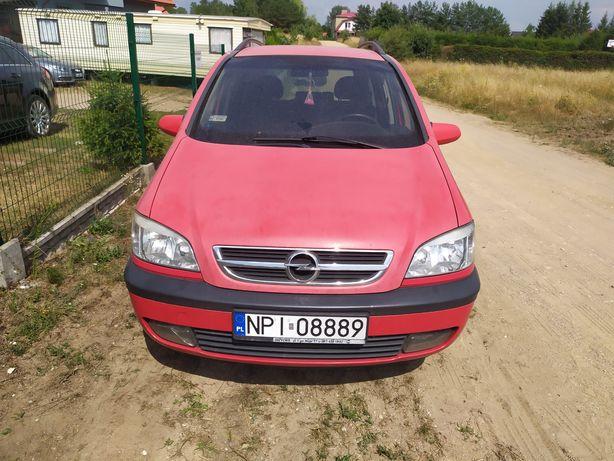 Opel Zafira 2.0Dti*bez rdzy.Uszkodzony nastawnik pompy
