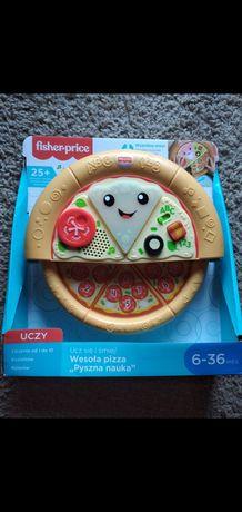 Pizza z fisher price