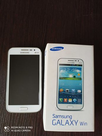 Samsung Galaxy Win Duos i8552 white бу