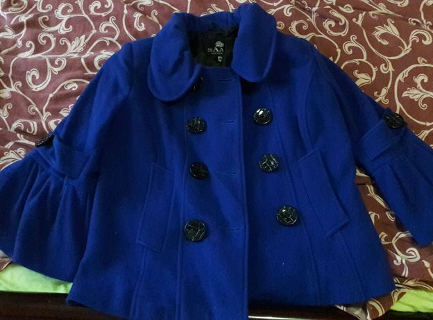 Пальто полупальто жакет