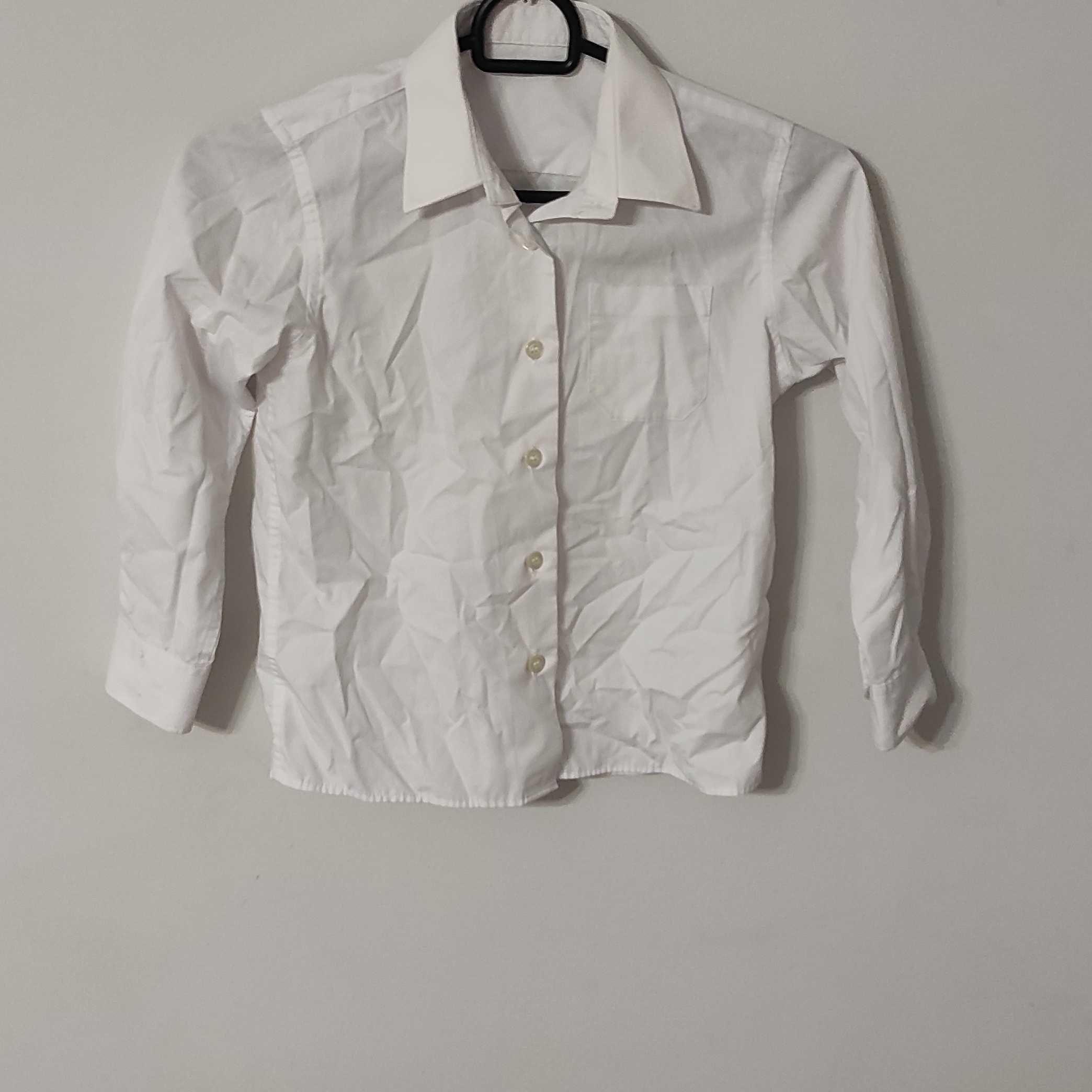 Koszula biała 122
