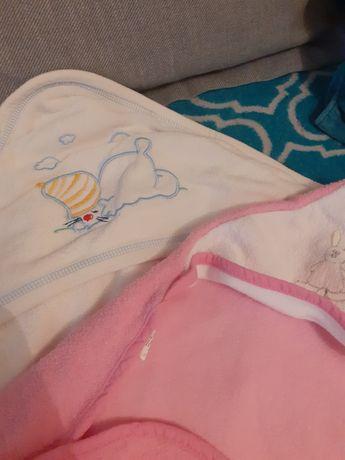 Ręczniki z kapturem