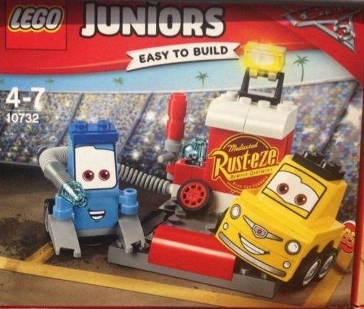 Lego juniors 10732 punkt serwisowy GUIDO I LUIGI sklep 24h Łódź FVAT23