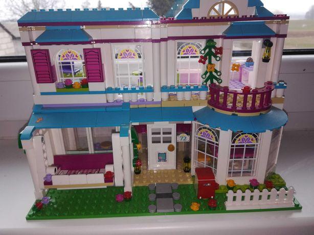 Domek Stephanie klocki Lego friends