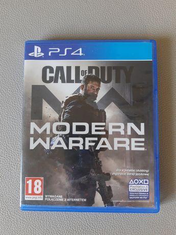 Gra Call od Duty Modern Warfare PS4