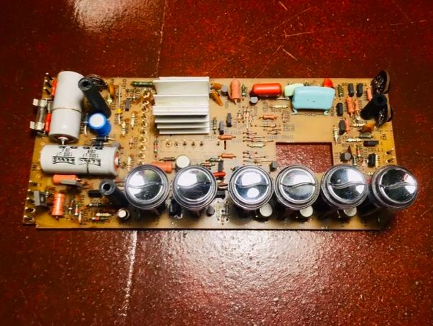 Kompletna płytka elektroniki gramofon Daniel 100% sprawna