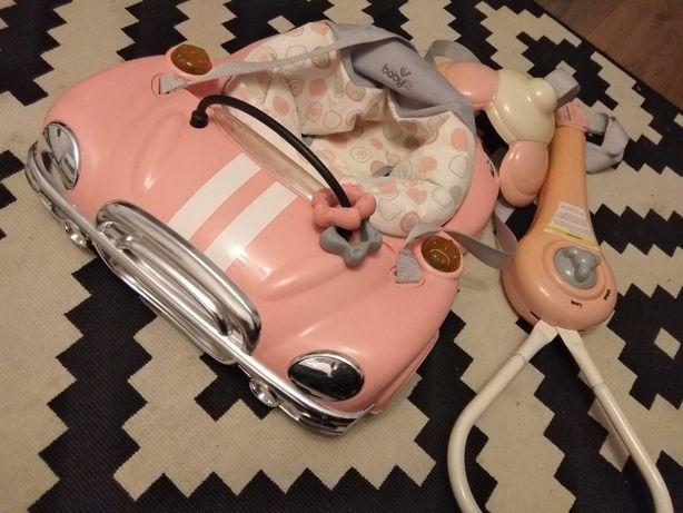 Skoczek huśtawka bujak babylo samochód