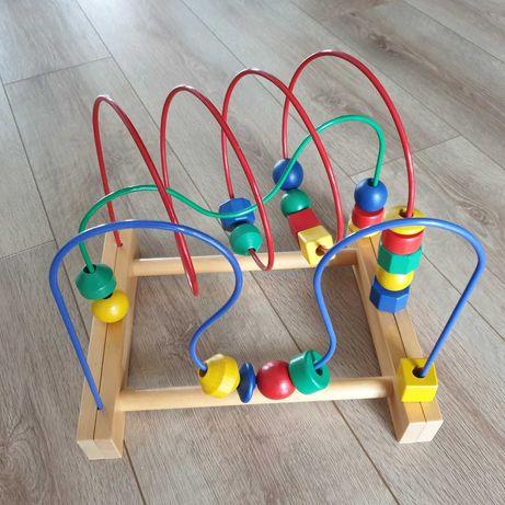 Zabawka edukacyjna przekładanka MULA IKEA