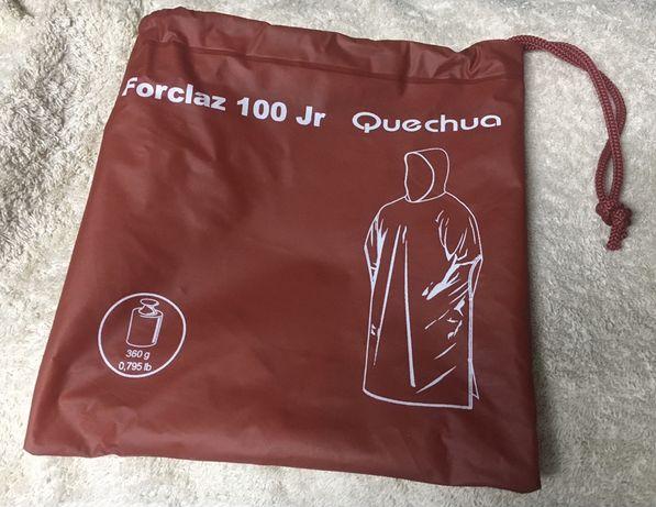 Poncho de caminhada Quechua Decathlon