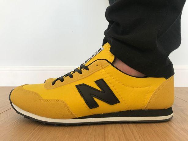 New Balance 410. Rozmiar 43. Żółte - Czarne. NOWOŚĆ!