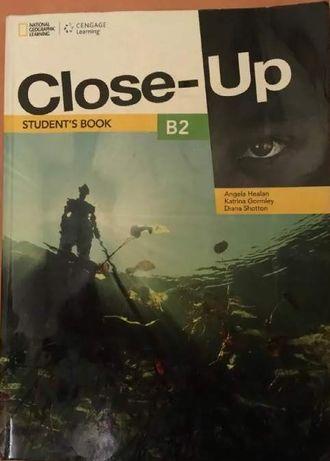 Close Up B2 английский учебник и рабочая тетрадь
