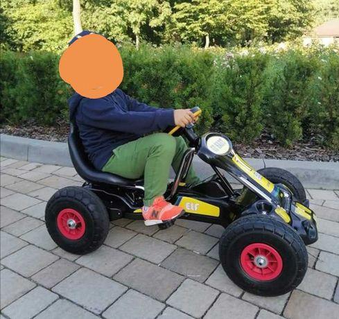 Gokart na pedaly