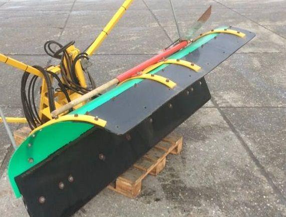 Pług śnieżny do odśnieżania,traktorek, terenowy,4x4,c330,hansa,ladog