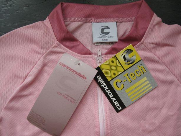 CANNONDALE damska koszulka rowerowa Cannondale S Trykot nowa