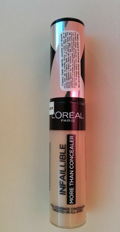 Консилер L'Oréal Infaillible, тон 322 Ivory