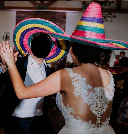 Suknia ślubna 40 L