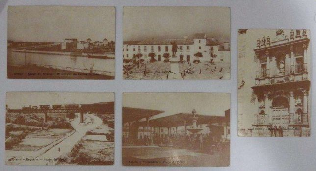 Calendários Aveiro antiga 1986