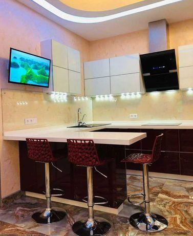 Аренда 3-х комнатной квартиры Драгомирова 7