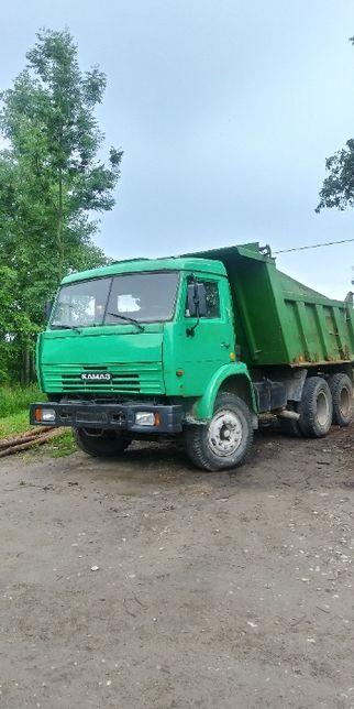 samochód ciężarowy kamaz