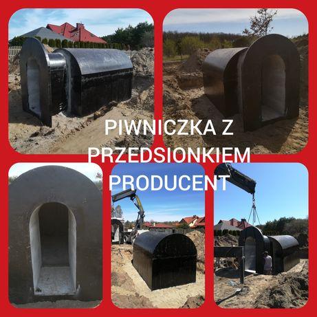 Ziemianka Piwniczka Ogrodawa Producent
