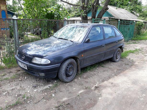 Разборка Opel Astra F 1991-1998 запчасти б.у детали на Опель Астра Ф