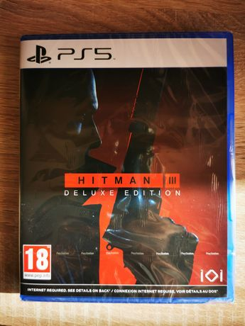 Ps5 Hitman 3 Deluxe edition