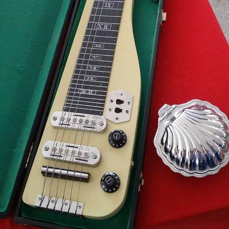 Guitarra Vintage Teisco GUYATONE Lapsteel HG 92 (1960's)