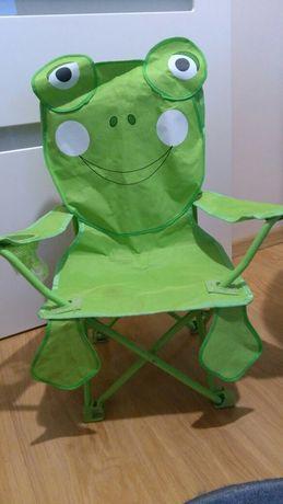 Krzeslo rozkladane dzieciece