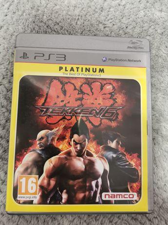 Tekken 6 gra na ps3