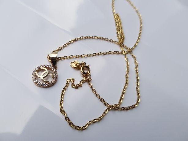 Złoty łańcuszek Ankier pr.585 ZŁOTO DUŻY WYBÓR!