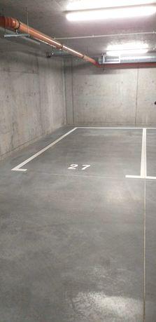 Miejsce parkingowe  Wolińskiego