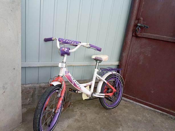 Велосипед дитячий для дівчинки Ardis 16