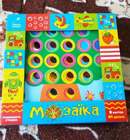 Детская мозаика набор